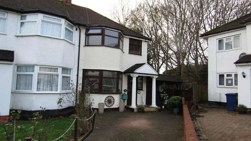 3 Bedrooms Semi Detached House for sale in Golda Colse, Barnet, Herts EN5
