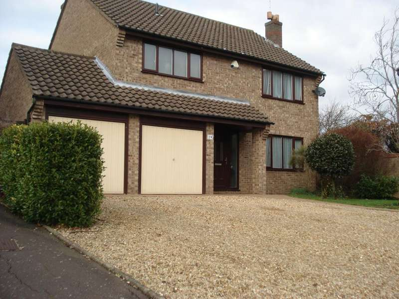 4 Bedrooms Detached House for sale in Longthorpe, Peterborough PE3