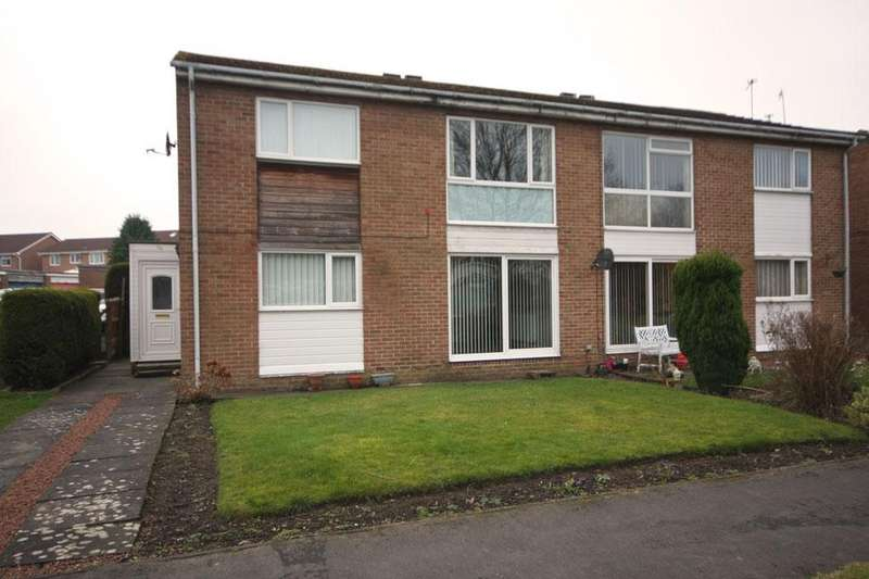 2 Bedrooms Ground Flat for sale in Norton Close, Waldridge Park, Chester-le-Street DH2 3JF