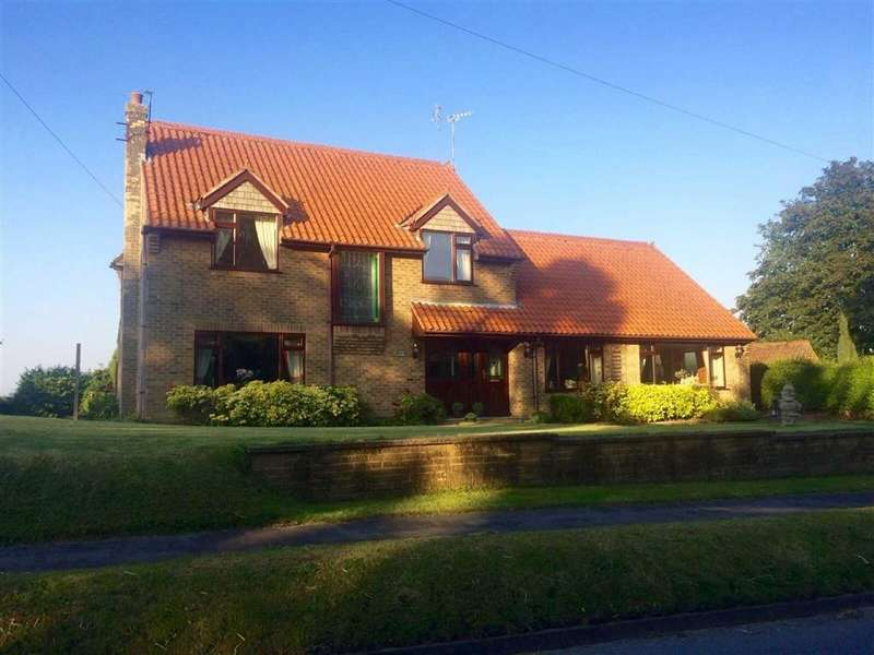 5 Bedrooms Detached House for sale in Pocklington Lane, Huggate