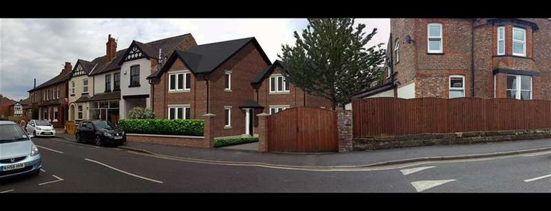 3 Bedrooms Detached House for sale in Stamford Park Road, Hale, Cheshire, WA15