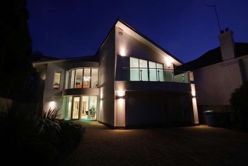 4 Bedrooms Detached House for sale in Brownsea View Avenue, Poole, Dorset