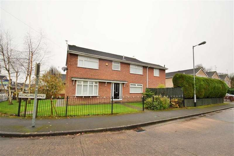 4 Bedrooms Detached House for sale in Beechcliffe Avenue, Hull, HU6