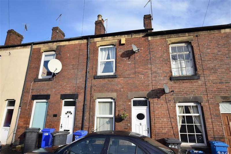 2 Bedrooms Terraced House for sale in Manchester Road, Deepcar, Sheffield, S36