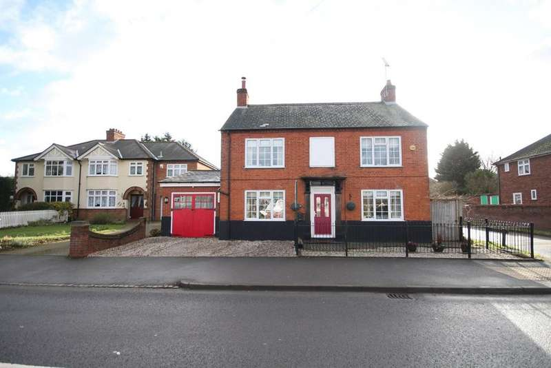 3 Bedrooms Detached House for sale in Ampthill Road, Shefford, SG17
