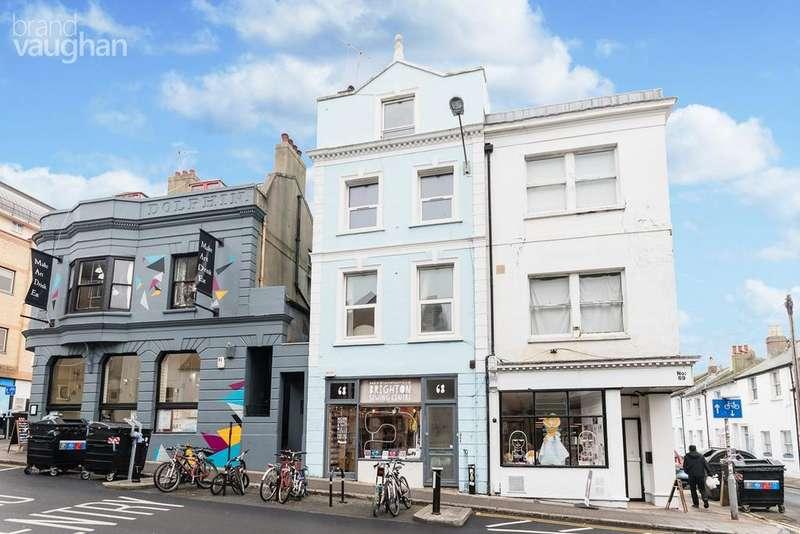 1 Bedroom Flat for sale in North Road, Brighton, Brighton, BN1