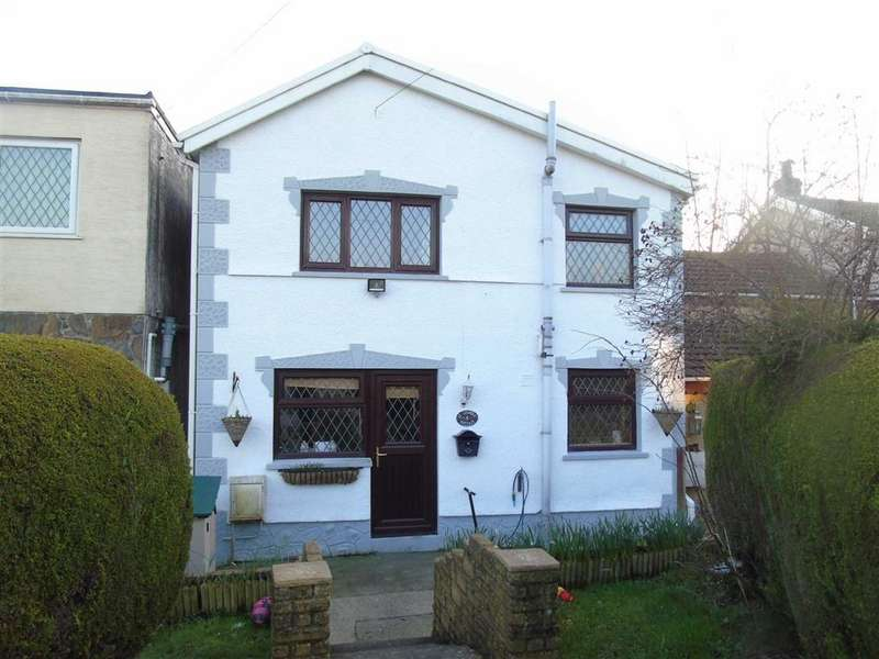 3 Bedrooms Terraced House for sale in Saint George Cottages, Coedcae, Llanelli