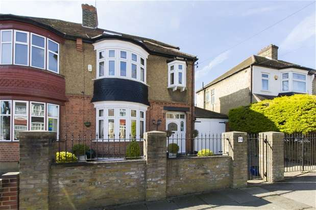 4 Bedrooms Semi Detached House for sale in Winsford Road, Catford