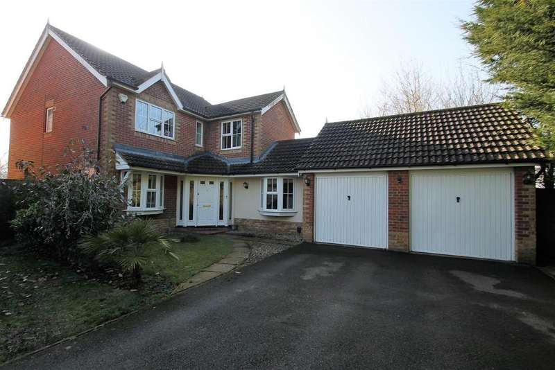 4 Bedrooms Detached House for sale in Firmin Avenue, Boughton Monchelsea, Maidstone