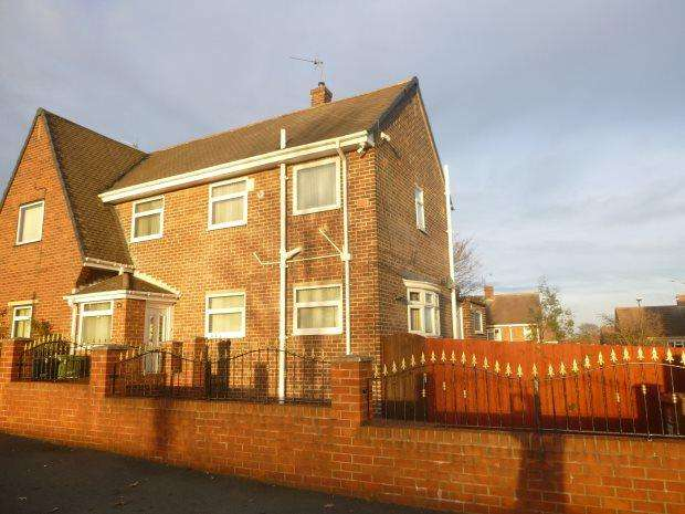 2 Bedrooms Semi Detached House for sale in THORNDALE ROAD, THORNEY CLOSE, SUNDERLAND SOUTH