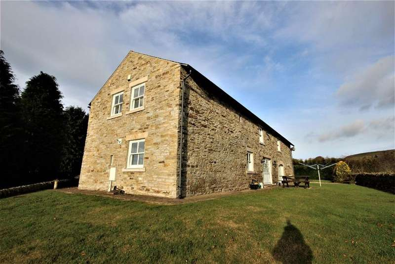 5 Bedrooms Barn Conversion Character Property for sale in Allerton Court, Stanhope, Durham