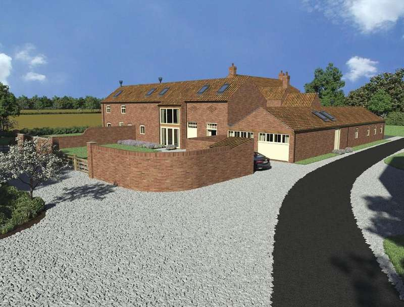 3 Bedrooms Barn Conversion Character Property for sale in The Byre, Huntsham Farm, Upper Poppleton