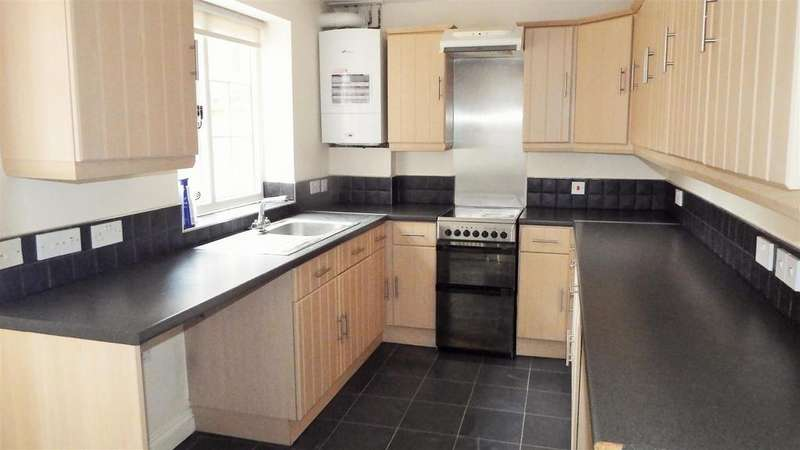 2 Bedrooms Town House for sale in Cornhill Lane, Boston