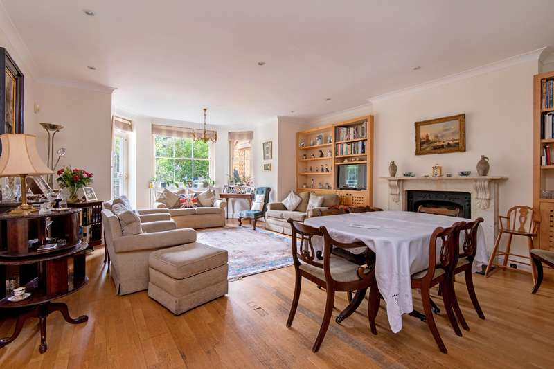 2 Bedrooms Flat for sale in Belsize Park, Belsize Park