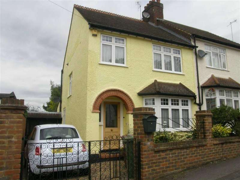 3 Bedrooms Semi Detached House for sale in Oxhey Village