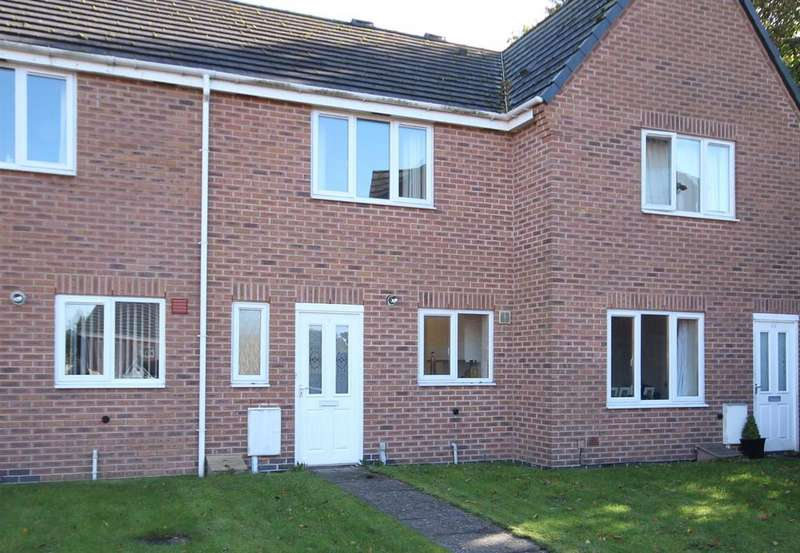 2 Bedrooms Terraced House for sale in Greenway Drive, Littleover, Derby