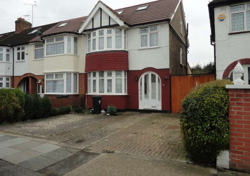 4 Bedrooms Terraced House for sale in Teesdale Avenue, Isleworth, TW7
