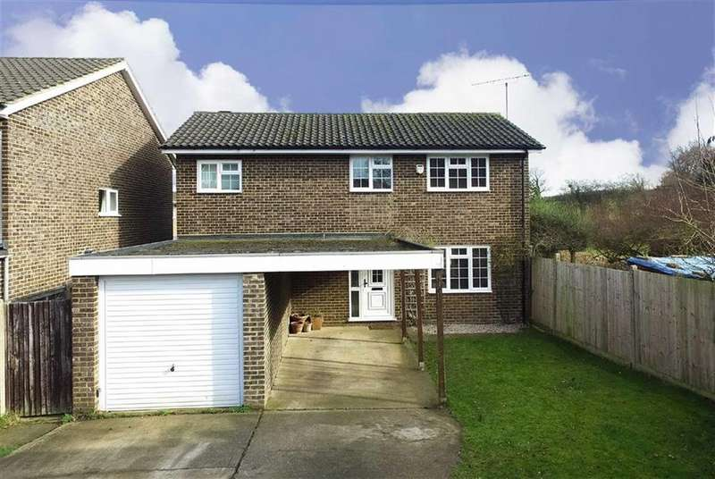 4 Bedrooms Detached House for sale in Aran Close, Harpenden, Hertfordshire, AL5