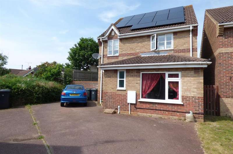 3 Bedrooms Detached House for sale in Primrose Drive, Brandon