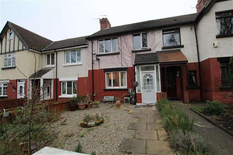 3 Bedrooms Terraced House for sale in West Street, Stillington, Cleveland