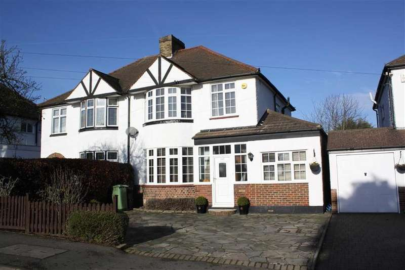 4 Bedrooms Semi Detached House for sale in Crofton Lane, Petts Wood