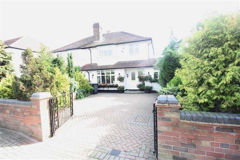 4 Bedrooms Semi Detached House for sale in Gravel Road, Bromley