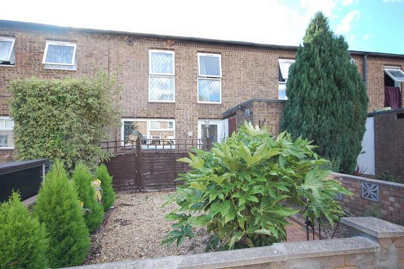 4 Bedrooms Terraced House for sale in Ripon Road, STEVENAGE