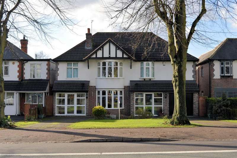 6 Bedrooms Detached House for sale in Welford Road, Leicester