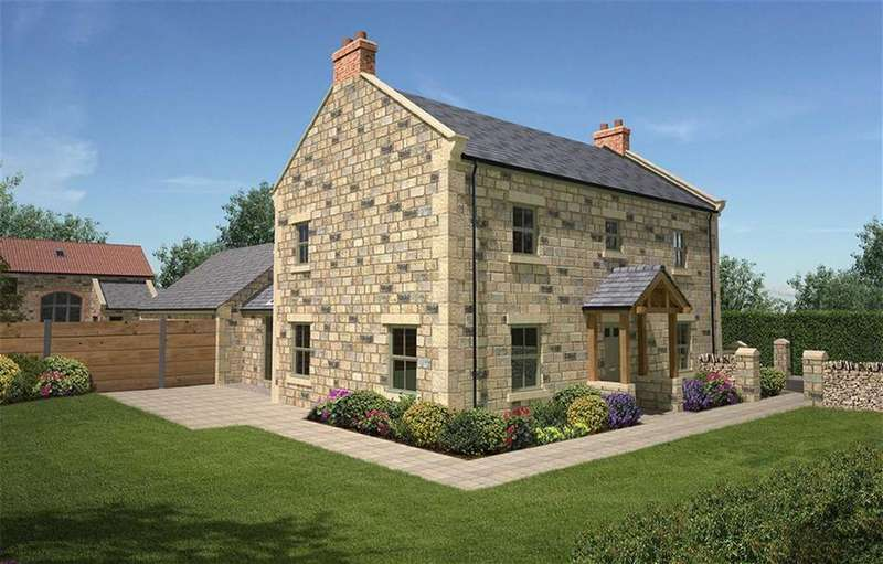5 Bedrooms Detached House for sale in Drovers Fold, Harrogate, North Yorkshire