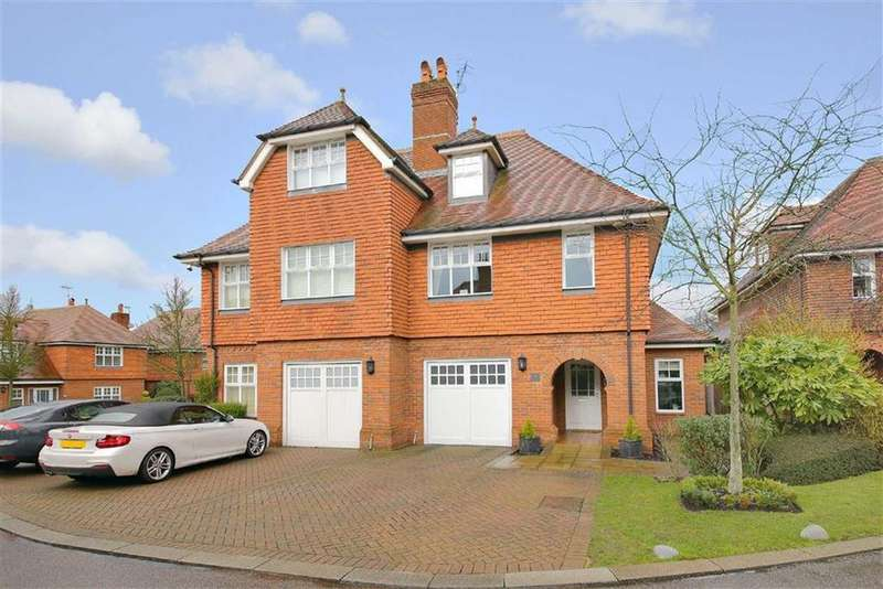 3 Bedrooms Semi Detached House for sale in Holbrook Gardens, Aldenham, Herts