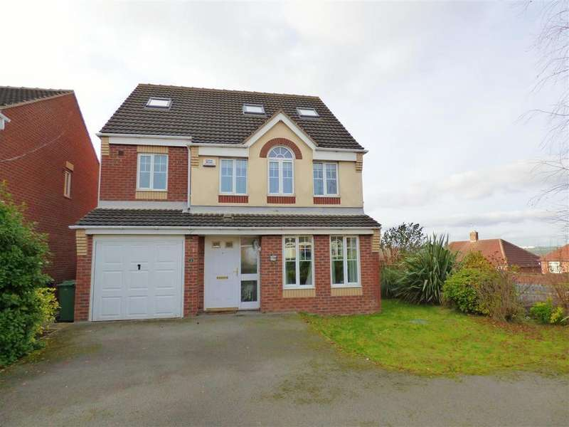 5 Bedrooms Detached House for sale in Fern View, Gomersal, Cleckheaton