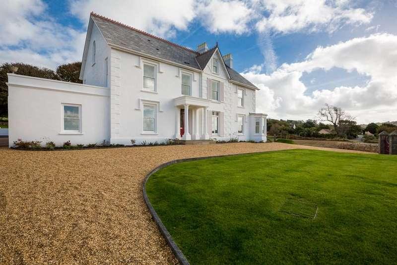 3 Bedrooms Villa House for sale in Rue de La Hougue, Castel, Guernsey