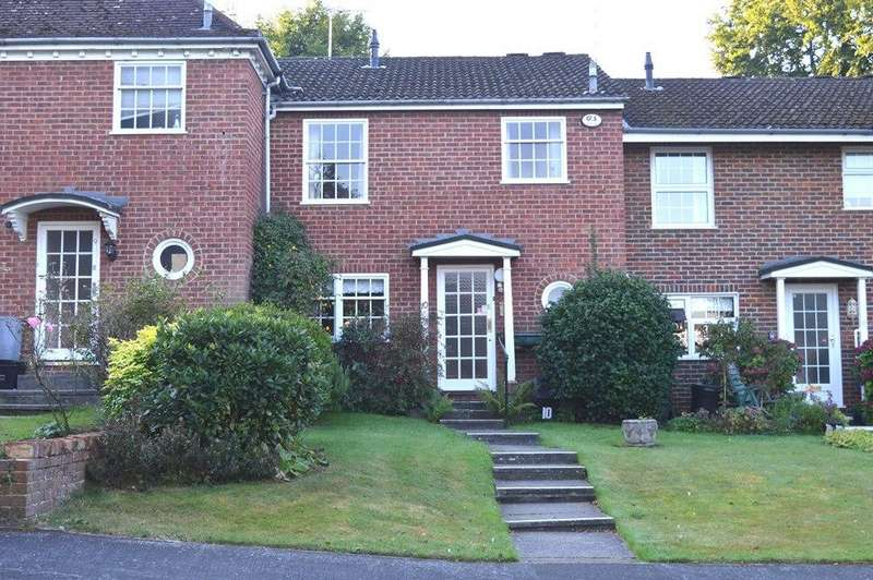 3 Bedrooms Terraced House for sale in Milton Gardens, Wokingham, Berkshire, RG40 1DA