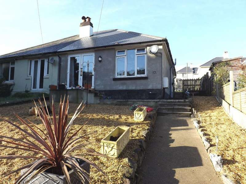 2 Bedrooms Bungalow for sale in Buckfastleigh