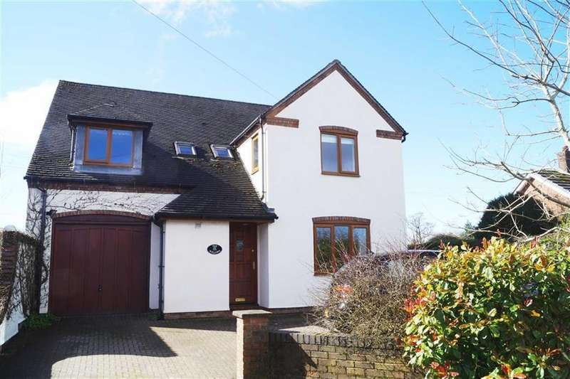 4 Bedrooms Detached House for sale in Hollinwood, Whitchurch, SY13