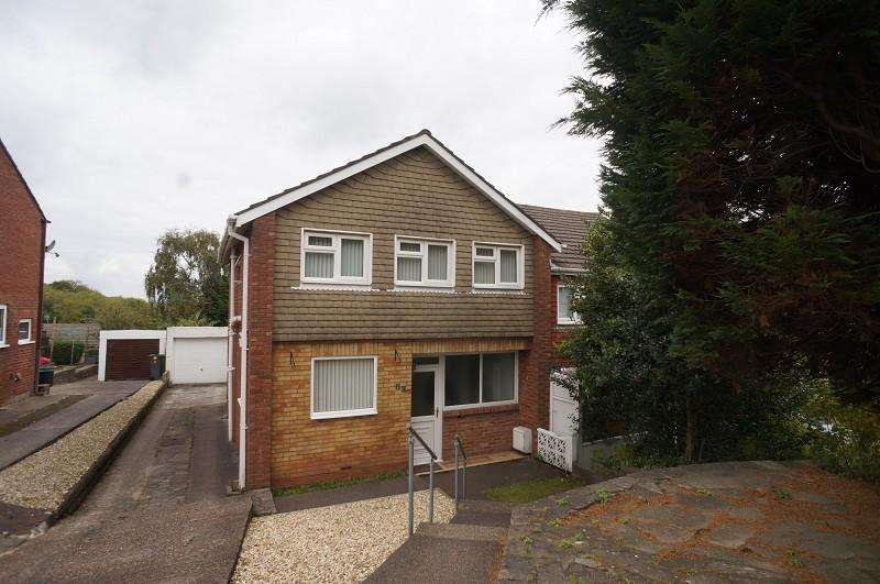 3 Bedrooms Semi Detached House for sale in Carisbrooke Way, Penylan, Cardiff. CF23 9HX