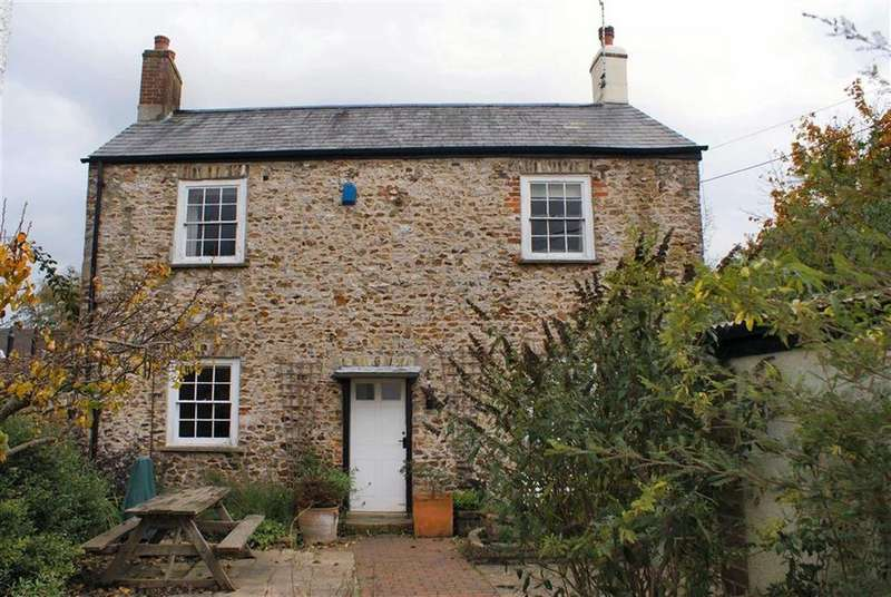 2 Bedrooms Detached House for sale in King Street, Colyton, EX24