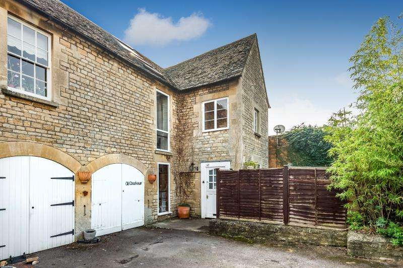3 Bedrooms Terraced House for sale in Old Coach House, Railway Court, Station Road, Eynsham, Oxfordshire