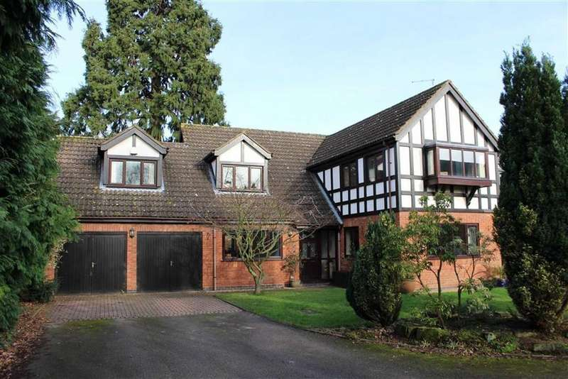 4 Bedrooms Detached House for sale in Bell Tower Mews, Woodcote Road, Leamington Spa, CV32