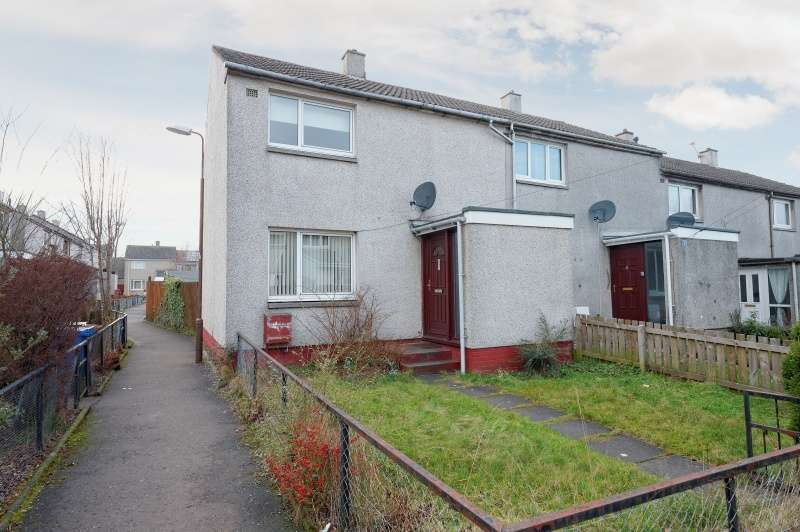2 Bedrooms End Of Terrace House for sale in Northfield Cottages, West Calder, West Lothian, EH55 8EE