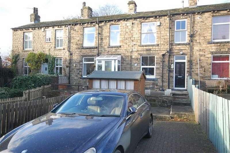 1 Bedroom Terraced House for sale in Green Terrace, Mirfield, WF14