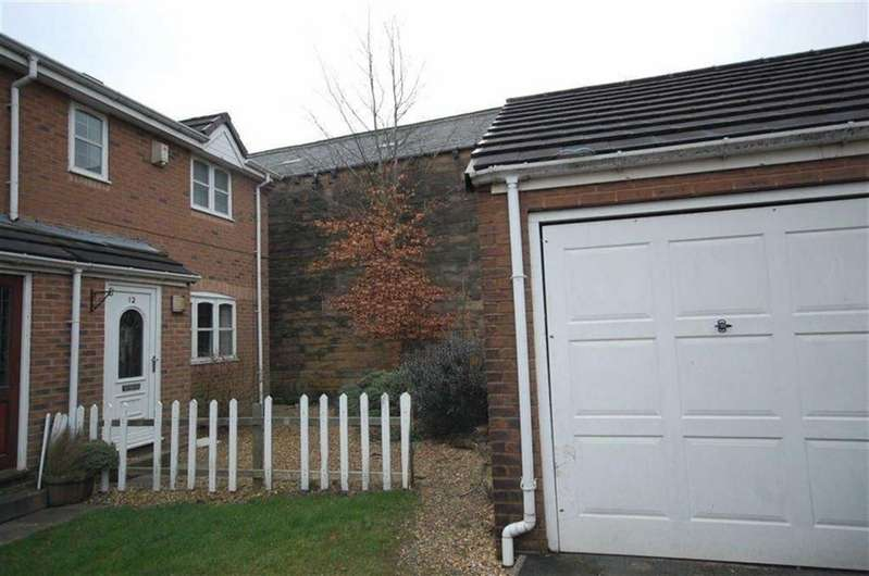 3 Bedrooms Semi Detached House for sale in Plover Drive, Healey, Batley, WF17
