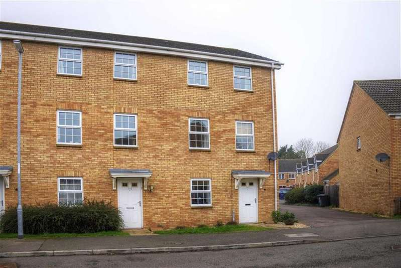 4 Bedrooms Semi Detached House for sale in Covent Garden, Willingham, Cambridge