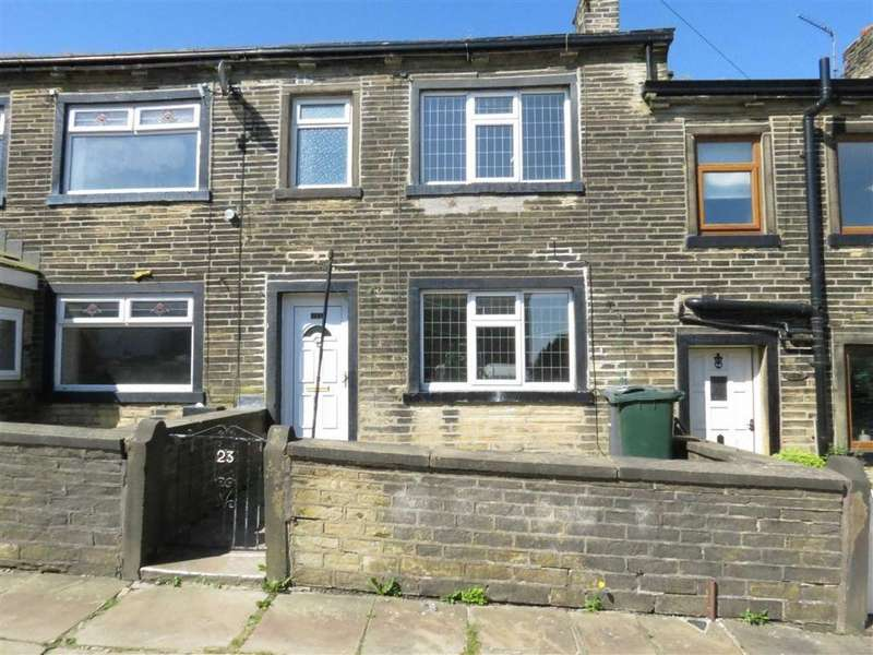 2 Bedrooms Terraced House for sale in Campbell Street, Queensbury BD13, Queensbury Bradford