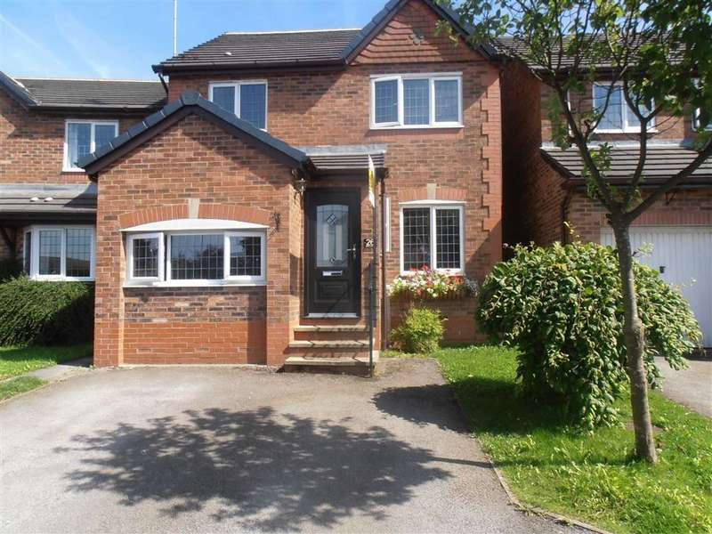 3 Bedrooms Detached House for sale in Dentdale, Accrington
