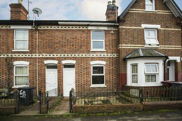 2 Bedrooms Terraced House for sale in Filey Road, Reading