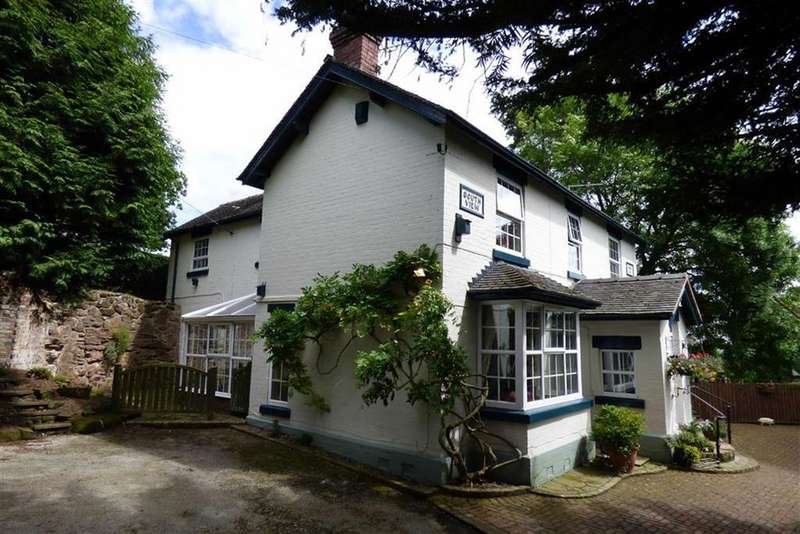5 Bedrooms Detached House for sale in South View, The Boundary, Boundary
