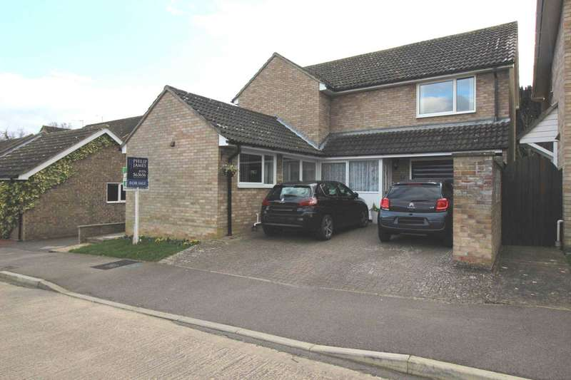 4 Bedrooms Detached House for sale in Monks Road, Earls Colne