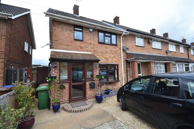 3 Bedrooms End Of Terrace House for sale in Abbotts Drive, Stanford-le-Hope, SS17