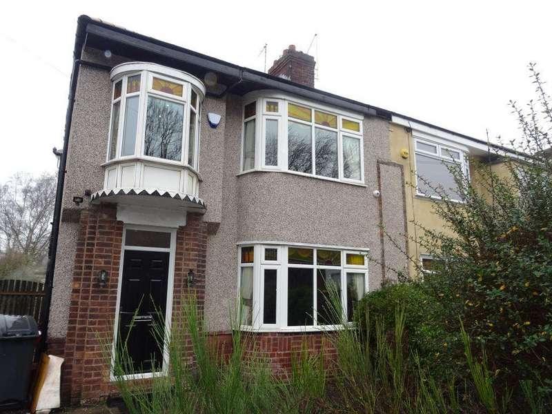 3 Bedrooms Semi Detached House for rent in Norton Park View, Norton, Sheffeild, S8 8GU